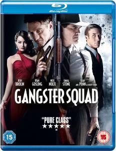 Gangster Squad en blu-ray