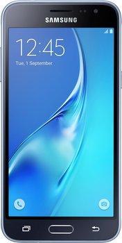 """Smartphone 5"""" Samsung Galaxy J3 - 2016, 8 Go, noir (via 30€ d'ODR)"""