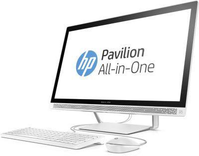 """Ordinateur tout-en-un 27"""" HP 27-a106nf (i7-6700T, GeForce 930A, 8 Go de RAM, 1 To)"""