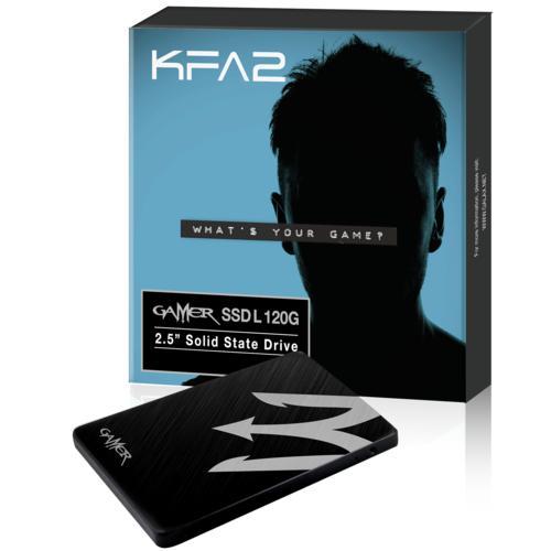 "SSD 2.5"" KFA2 GamerL - 120 Go"