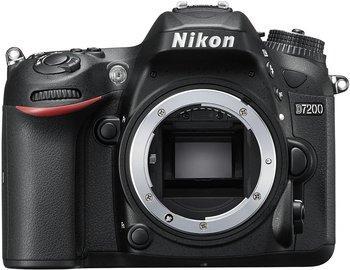 Appareil photo Réflex Nikon D7200 (via ODR de 100€)