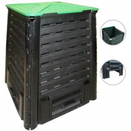 Composteur à déchets - 600 litres Bellijardin