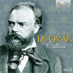 Coffret CD Dvorak Edition - Brillant Classics Edition
