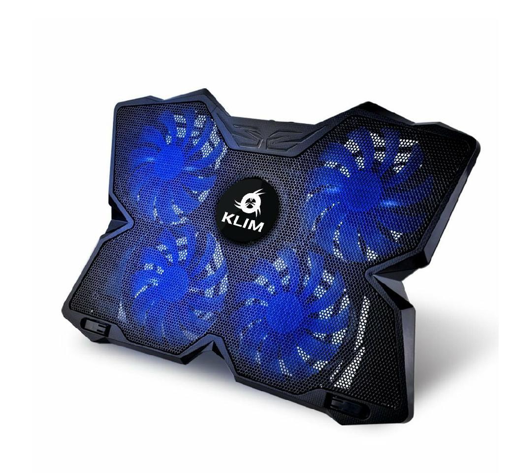 Refroidisseur pour PC portable Klim Wind (4 ventilateurs)