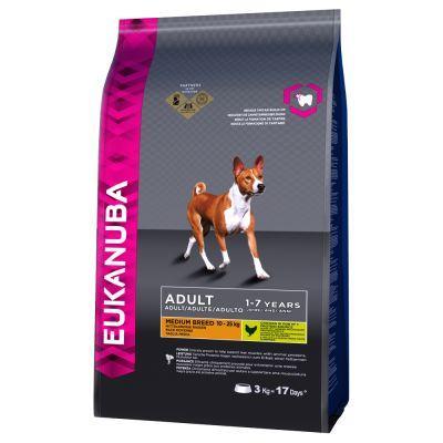 1 sac de croquettes Eukanuba chat ou chien acheté = 1 sac de croquettes offert
