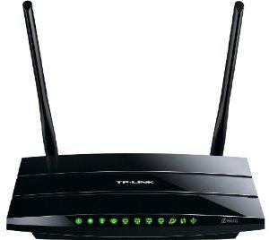 Routeur sans fil N TP-Link TL-WDR3500 double bande N600