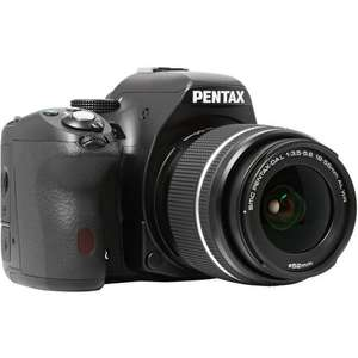 Appareil photo Reflex Pentax K50 + Objectif 18-55mm