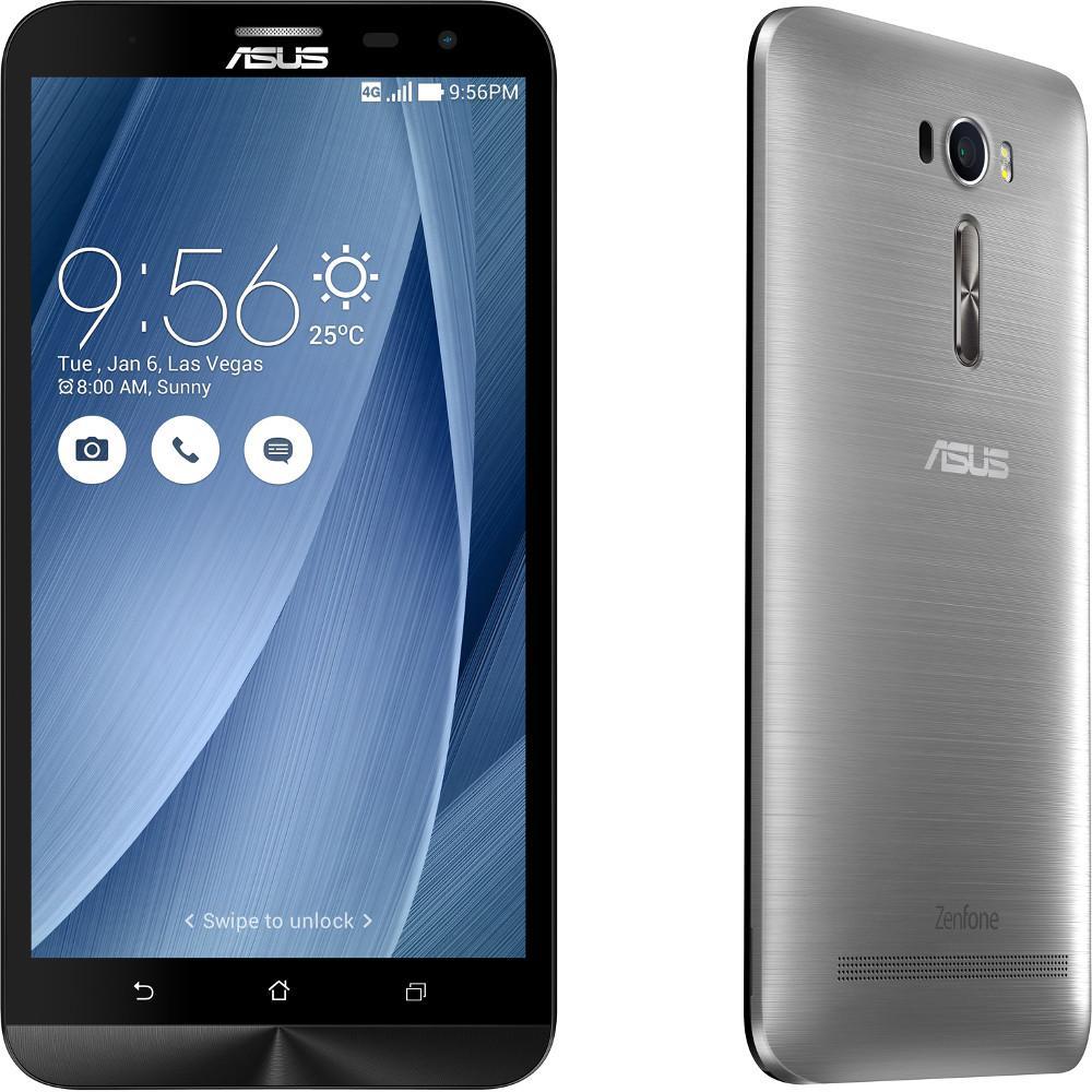 """Smartphone 6.0"""" Asus Zenfone 2 Laser - Gris"""