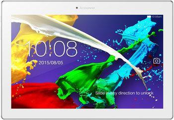 "Tablette tactile 10.1"" Lenovo Tab 2 A10-70 - 2 Go de RAM, blanc (via 20€ d'ODR)"