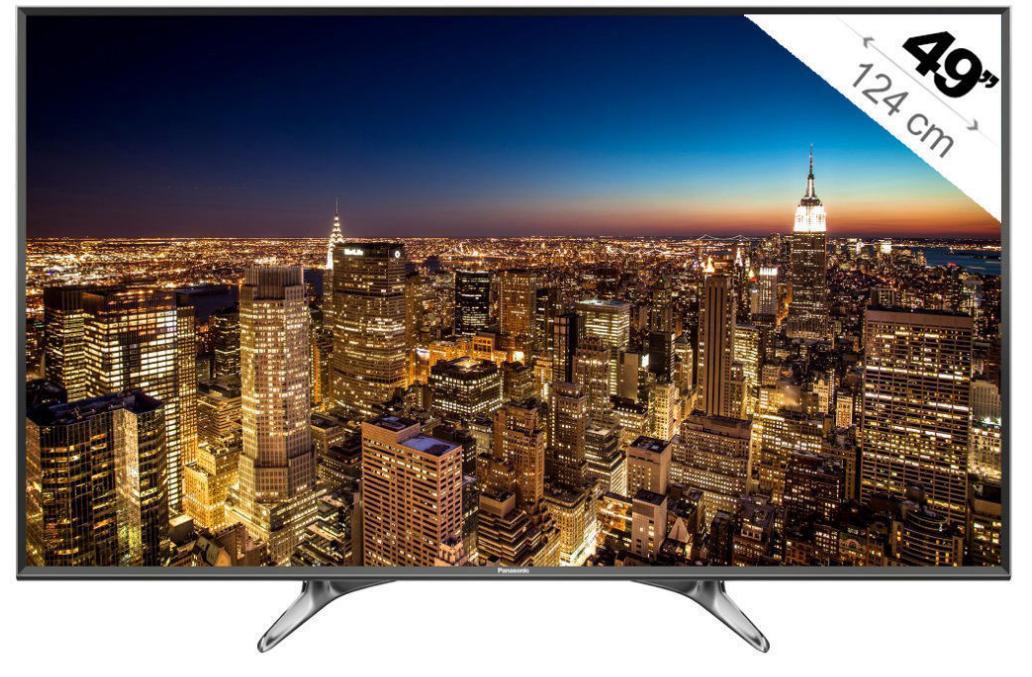 """Sélection de TV Panasonic en promotion - Ex : TV 40"""" TX-40DX600E - LED, 4K UHD, Smart TV (via ODR de 100€)"""