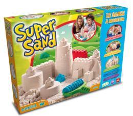 Jeu Goliath SuperSand Castle (via 15.96€ sur la carte de fidélité)