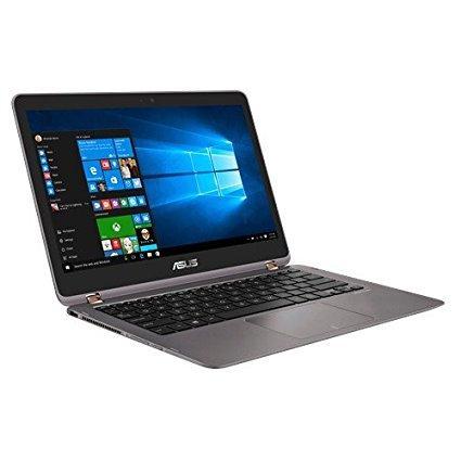 """PC Portable 13.3"""" Asus Zenbook UX360UA-C4136T - Intel i5-6200U, 8 Go de RAM, SSD 256 Go"""