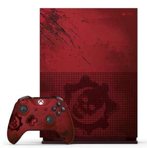 Console Xbox One S 2To + Gears Of War 4 - Edition limitée