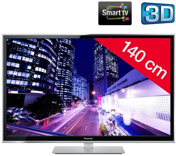 """TV 55"""" Plasma Panasonic TX-P55ST60E - 3D"""