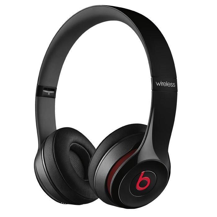 Casque Audio Sans-fil Beats Solo 2 Wireless - Noir ou Blanc