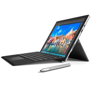 "Tablette 12.3"" Microsoft Surface Pro 4 Noir - m3-6Y30, RAM 4Go, 128 Go + Clavier Type Cover (Azerty)"