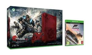 Xbox One S 2 To Gears of War 4 Limited Edition + le jeu Forza Horizon 3