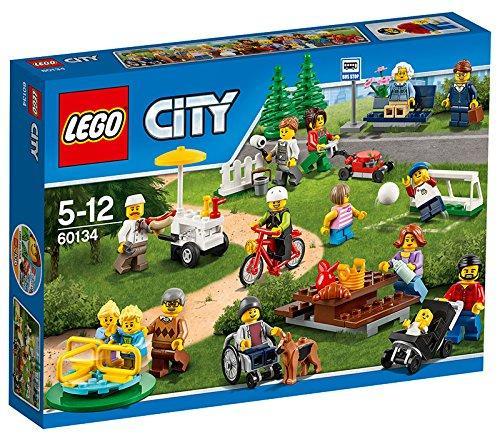 [Premium]  Jeu de construction Lego City 60134 Le Parc De Loisirs