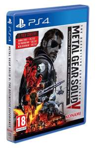 Metal Gear Solid V: The Definitive Experience sur PS4