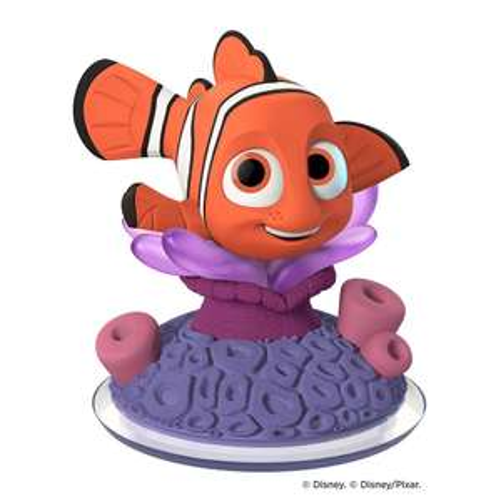 Sélection de figurines Diney à 4.99€ - Ex : Figurine 'Disney Infinity 3.0' - Le Monde de Dory : Némo