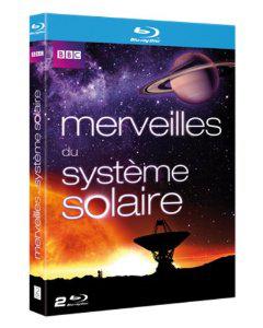 Coffret 2 Blu-ray Merveilles du système solaire