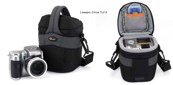 Sacoche pour reflex Lowepro Cirrus TLZ 5