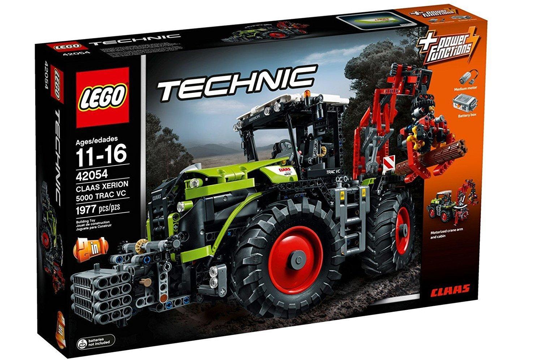 [Premium] Jeu de construction Lego Technic  Claas Xerion 5000 Trac Vc