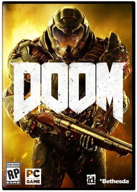 Doom sur PC (Dématérialisé - Steam) + 1 jeu mystère