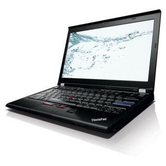 """PC portable 12.1"""" Lenovo ThinkPad X220 (i5-2520M, 4 Go de RAM, 250 Go) - reconditionné"""