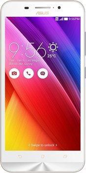 """Smartphone 5.5"""" Asus ZenFone Max - 2 Go de RAM, 16 Go, blanc"""