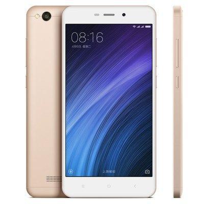 """Smartphone 5"""" Xiaomi Redmi 4A - RAM 2 Go, ROM 16 Go, Or"""