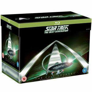 Coffret Blu-ray : Star trek : la nouvelle génération intégrale