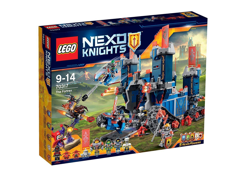 [Premiums] Jouet lego Le Fortrex Nexoknights 70317