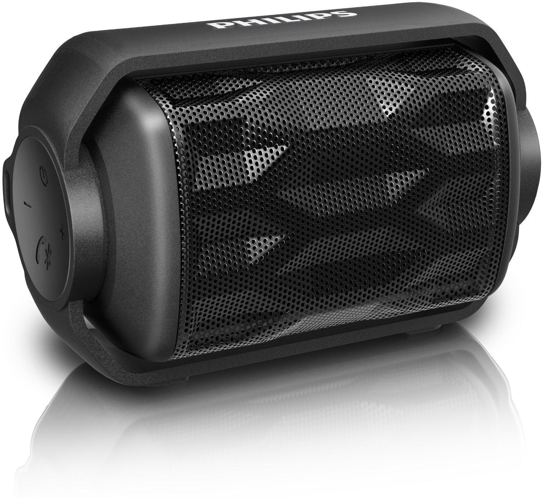 Enceinte Nomade Sans-fil Philips BT2200B/00 Noir - Bluetooth