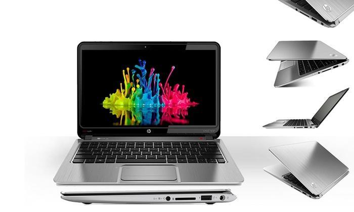 """PC Portable 13.3"""" HP Spectre XT Pro 13.3'' - RAM 4Go, SSD 128Go, Qwerty (reconditionné)"""