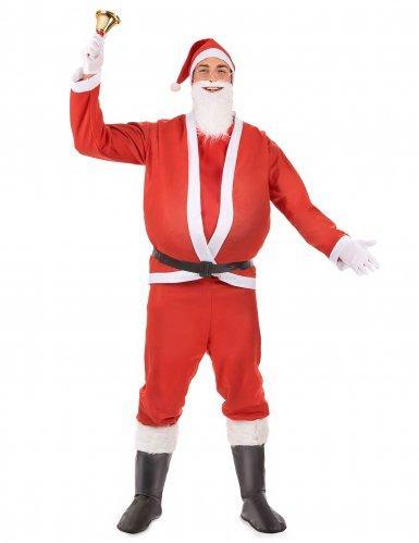 Déguisement Père Noël - Adulte