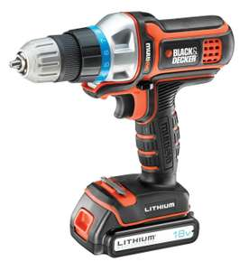 Perceuse Sans-fil Black & Decker MT18KB-QW 18V - MultiEvo + 2 Batteries