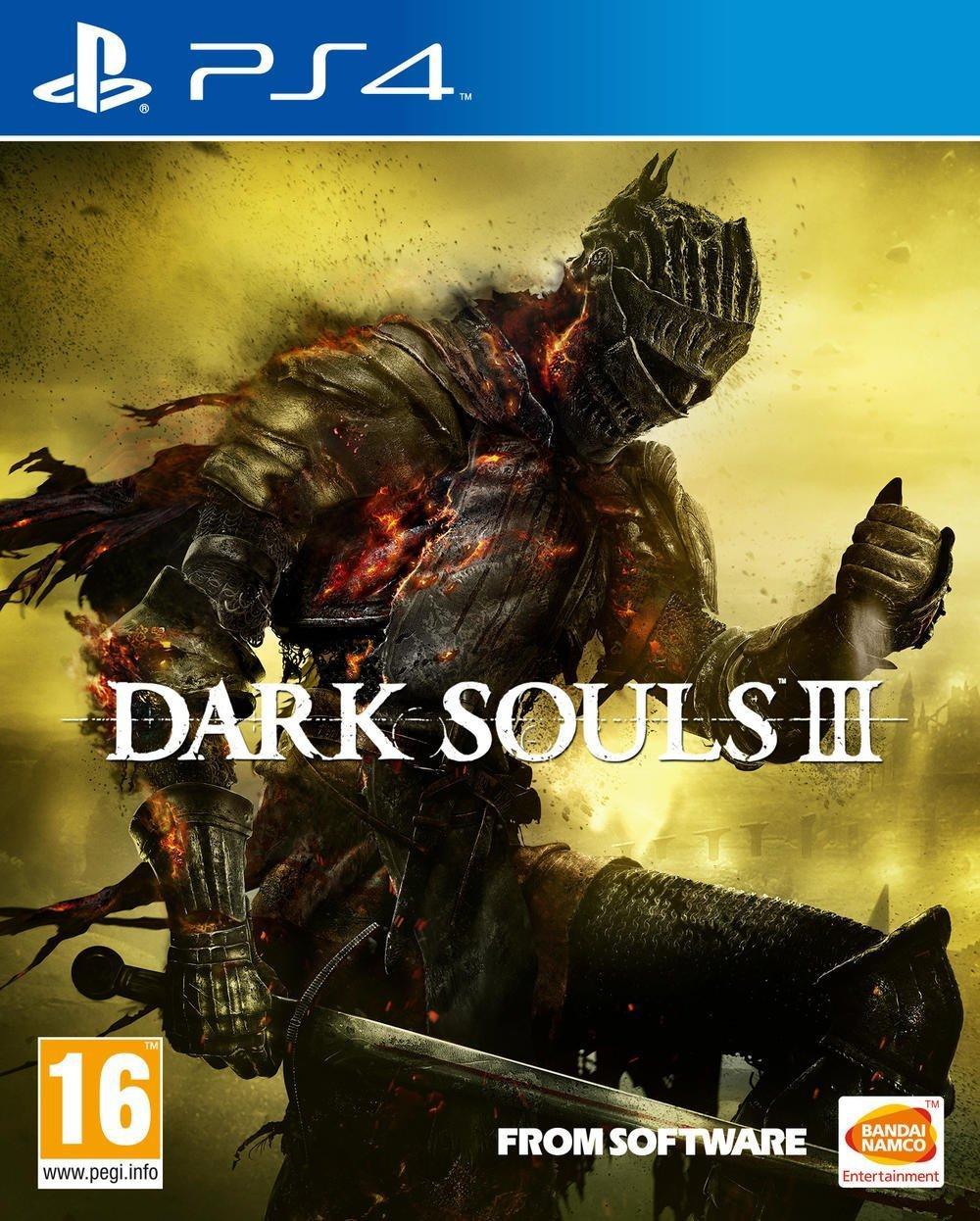 Dark Souls 3 sur PS4