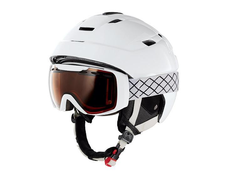 Casque de ski et snowboard adulte (sans masque)