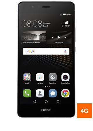 "[Clients Sosh] Smartphone 5.2"" Huawei P9 Lite noir - 16Go (via ODR de 30€)"