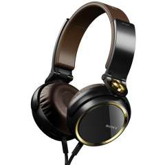 Casque Extra-Bass pliable Sony MDR-XB600N
