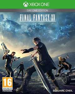 Final Fantasy XV - Day one Edition sur Xbox One