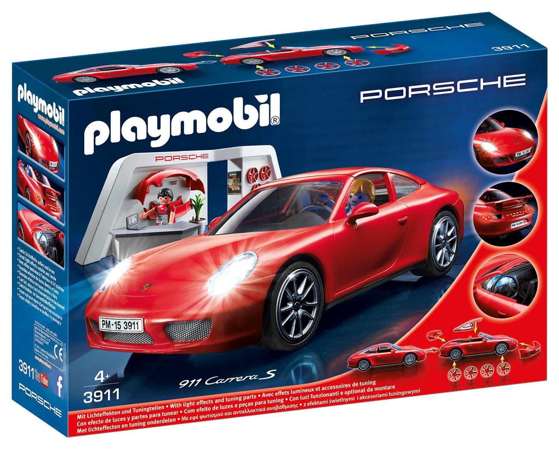 [Premium] Jouet Playmobil Porsche 911 Carrera S 3911