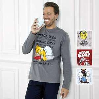 Pyjama licence pour homme