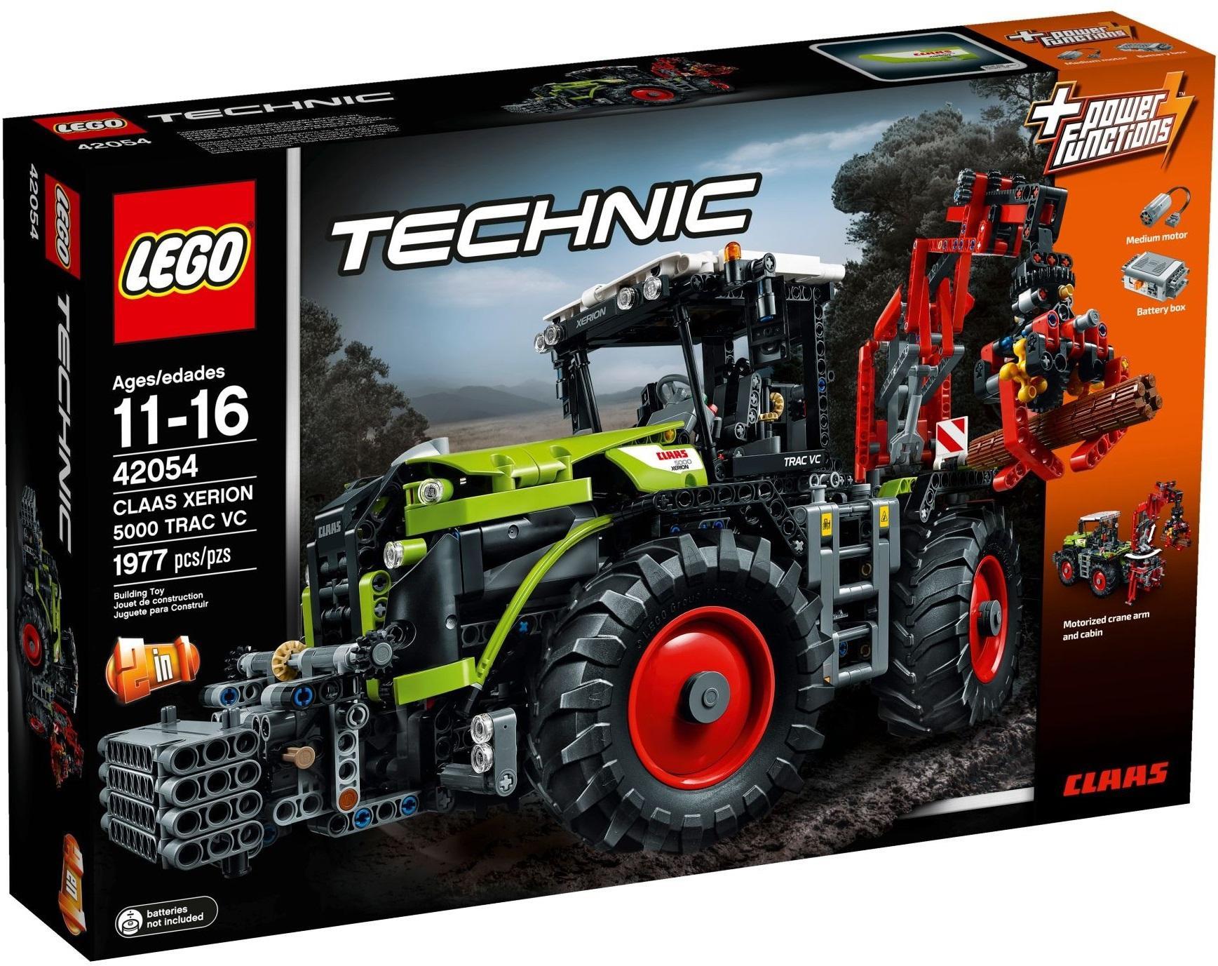 [Cdiscount à volonté] Lego Technic 42054 - Claas Xerion 5000 Trac VC