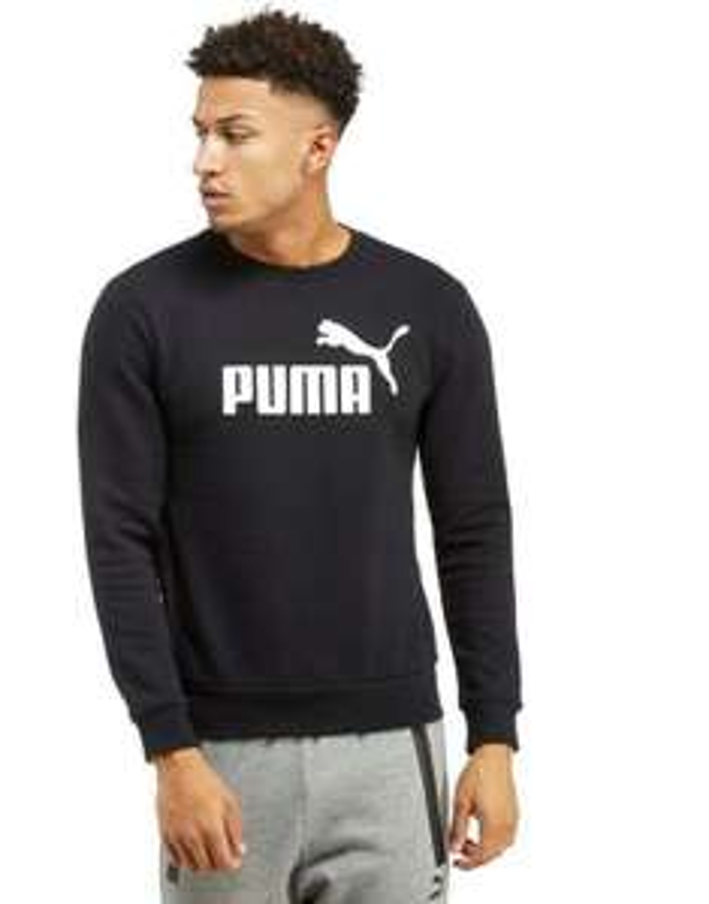 Sweatshirt Puma noir ou gris