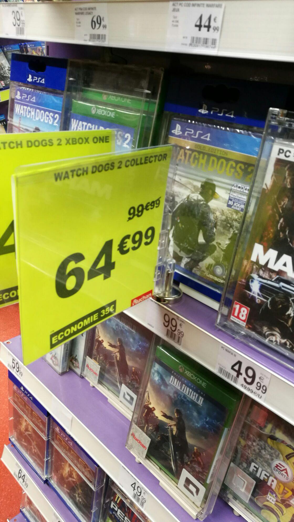 Watch Dogs 2 Gold Edition sur PS4 (Jeu + Season Pass)