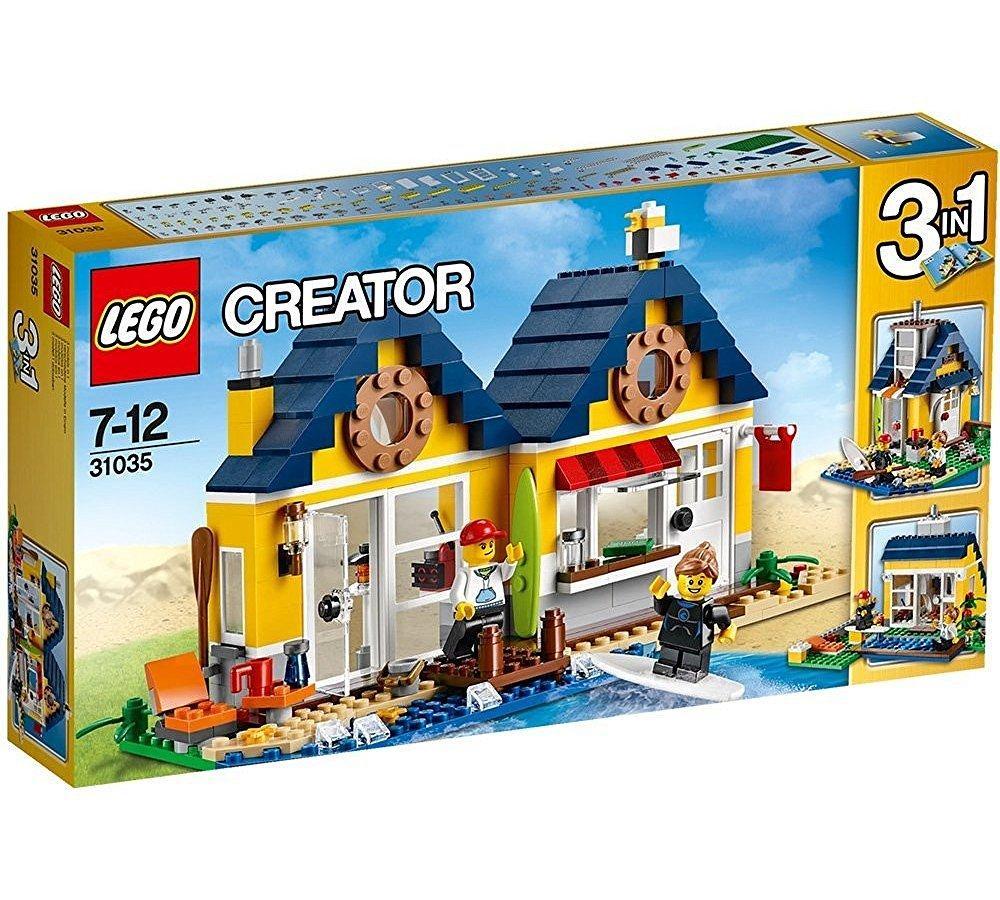 [Premium] Lego Creator 31035 - La Cabane De La Plage