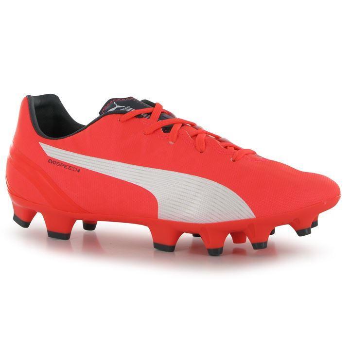 Chaussures de football Puma EvoSpeed 4 Junior