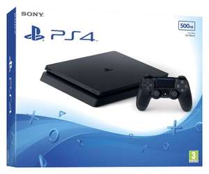 Console Sony PS4 Slim 500 Go